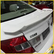 honda civic spoiler brake light wholesale rear trunk spoiler wings for honda civic 2011 2012 ninth