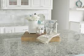 a kitchen vignette with a little of the past and little of the