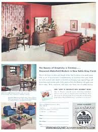 Heywood Wakefield Buffet Credenza by Heywood Wakefield Modern Buffet 1955 Ad Advertisement Gallery