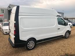 renault vans used renault trafic panel van 1 6 dci energy lh29 business high