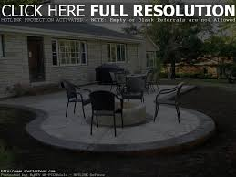 Backyard Concrete Patio Ideas by Concrete Patio Ideas For Backyard Backyard Decorations By Bodog
