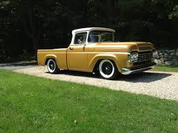 Vintage Ford Truck Tail Lights - 1959 ford f100 custom cab big back window the h a m b