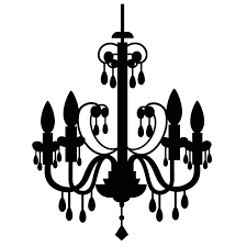 Easy To Draw Chandelier Cartoon Chanderlier Images Reverse Search