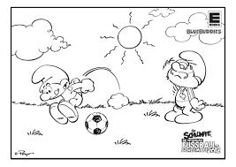 edeka soccer smurfs bluebuddies com