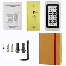 aliexpress com buy tivdio keypad rfid access control system