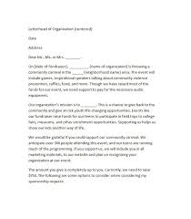 40 sponsorship letter u0026 sponsorship proposal templates