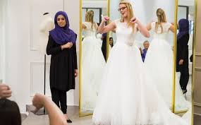 bridal consultants popular bridal store reality show features muslim woman hijabtrendz
