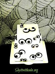 oreo eyes cake say it with cake