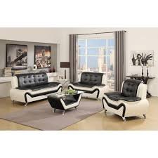 Living Room Sets Walmart Latitude Run Elzada 4 Living Room Set Walmart