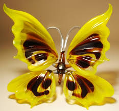 butterfly glass figurines dose of design market profile glass