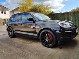 used 2008 porsche cayenne turbo for sale in hertfordshire