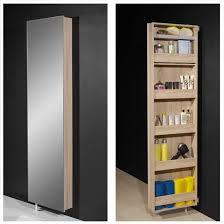 Bathroom Mirror Storage Cabinet Igma Mirrored Rotating Bathroom And Shoe Storage Cabinet In