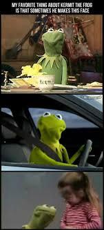 Frog Face Meme - best part of kermit the frog rebrn com