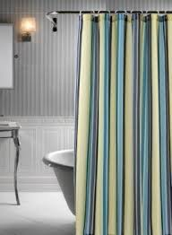 Regular Curtains As Shower Curtains Rainbow Shower Curtain Foter