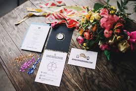 Wedding Invitations Atlanta Modern Atlanta Wedding Ruffled