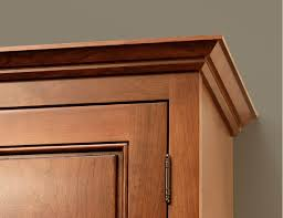 How To Install Kitchen Cabinets Crown Molding by Cliqstudios U0027 Soffit Crown Molding Is So Named As It Generally Is