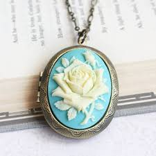 large locket necklace images Shop big locket necklaces on wanelo jpg