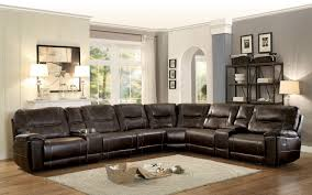 Sectional Sofas That Recline by Homelegance Columbus Reclining Sectional Sofa Set A Breathable