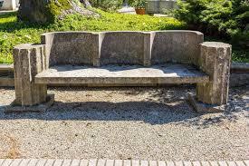 Bench Supports 60 Garden Bench Ideas