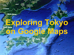 exploring tokyo on google maps youtube