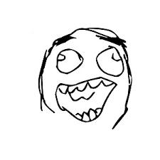 Funny Meme Face Pictures - laughing meme face vinyl sticker car decal
