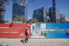 gobain siege cie de gobain sa stock photos and pictures getty images
