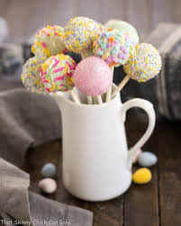 easter cake pops easter cake pops eastersweetsweek that can bake