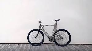 wild 3d printed arc bicycle forecasts the future the drive