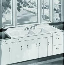 Kitchen Sinks With Drainboards Mounted Drain Board Glamorous Retro Kitchen Sink Home
