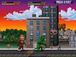 rampage u2013 video game 1986 u2013 horrorpedia