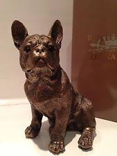 bulldog figurine ebay
