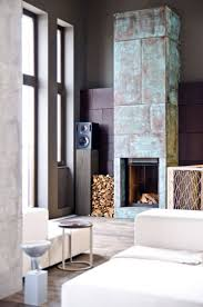 30 best interior modern landelijk luxe wonen modern country apartment loft with combination of industrial and modern minimalist interior design modern fireplace industrial decor luxurious white couch