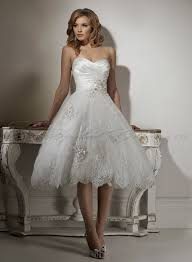 retro wedding dresses tea length pictures ideas guide to buying