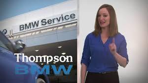 thompson lexus body shop thompson bmw may 2016 ad youtube