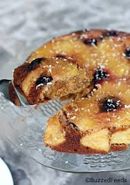 perfect pineapple upside down cake gf df v paleo