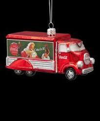 Pepsi Christmas Ornaments - coca cola truck ornament coca cola cola and coke