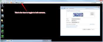 vnc client for windows solved vnc support for multiple monitors spiceworks