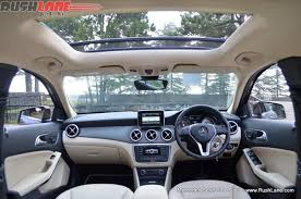 mercedes benz silver lightning interior mercedes gla review petrol and diesel