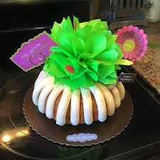 my birthday cake picture of nothing bundt cakes colorado