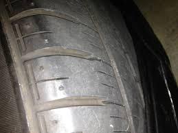 lexus is 250 original tires ca 18
