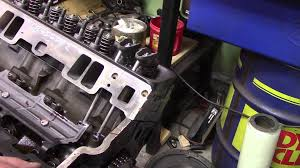 350 chevy complete rebuild part 4 youtube