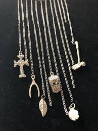 chain necklace jewelry images Chain necklace and charms jewelry accessories in palmdale ca jpg