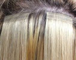 different types of hair extensions the difference between in and clip in hair extensions