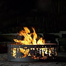 48 Inch Fire Pit by 48 Inch Fire Ring Northwoods Steel Fire Pit Ring Zbuys Com