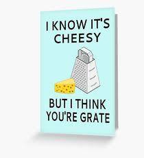 pun greeting cards redbubble