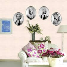 Marilyn Monroe Bedroom by 2017 New Envelopes Version Of Marilyn Monroe Wall Stickers Home