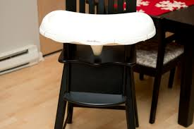 Eddie Bauer Light Wood High Chair Home Diy U2013 32 Days Of August