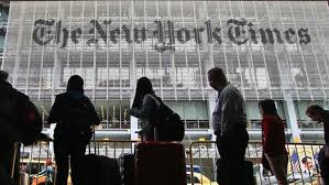 the new york times has new york times hires writer to cover consequences of technology