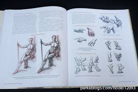 book review classic human anatomy in motion the artist u0027s guide