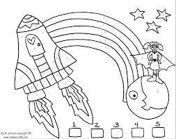coloring pages fancy free printable color number coloring pages